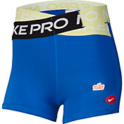 "Nike Pro Women's Just Do It Icon Clash 3"" Shorts"