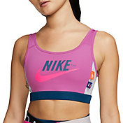 Nike Women's Just Do It Clash Medium Support Sports Bra