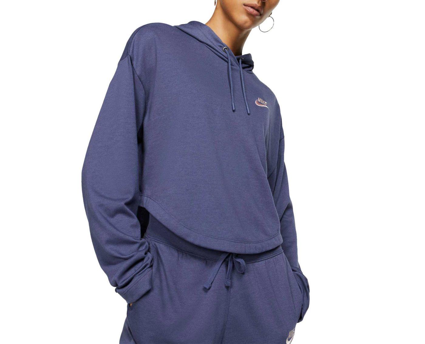 Nike Women's Sportswear Jersey Hoodie