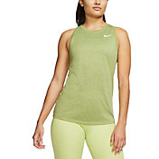 Nike Women's Dri-FIT Legend Fashion Heather Training Tank Top