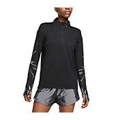 Nike Women's Element ½ Zip Flash Running Top