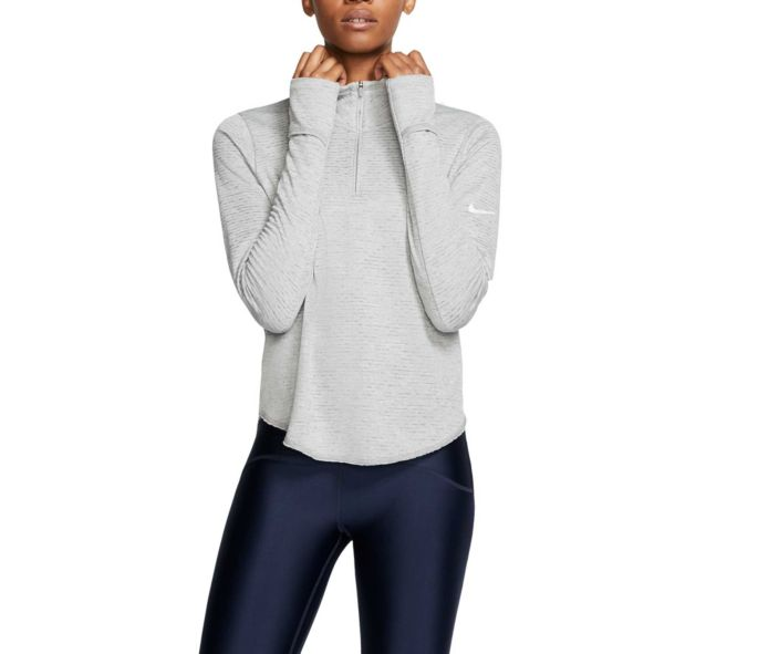 Nike Women's Element Long Sleeve Running Shirt | DICK'S