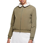 Nike Women's Bomber Golf Jacket