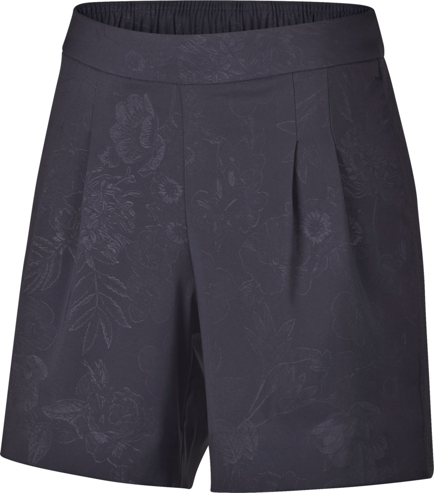 """Nike Women's 6"""" Embossed Floral Golf Shorts"""