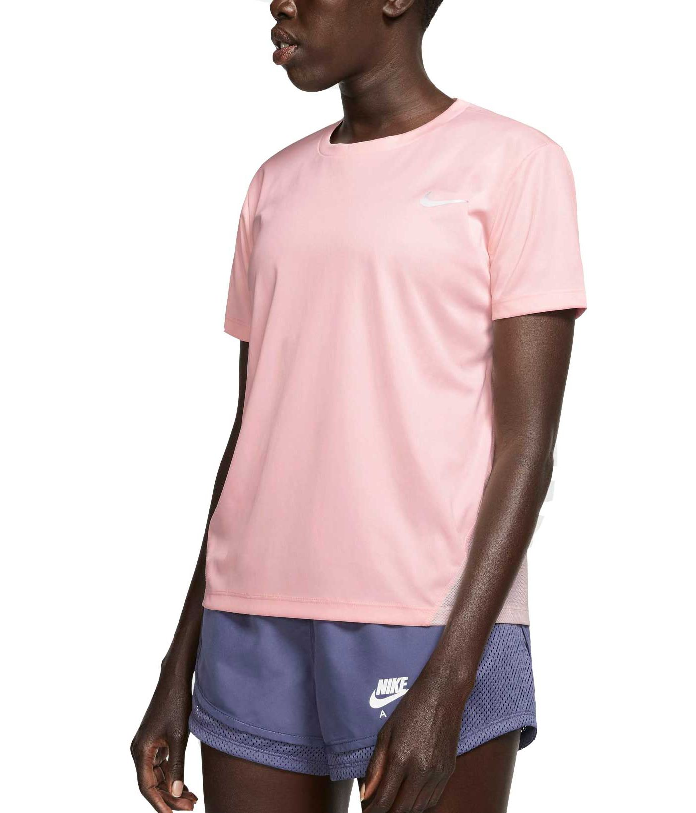 Nike Women's Miler Short Sleeve Running Top