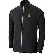 Nike Men's NikeCourt Tennis Jacket in Black