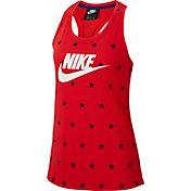 best service 17368 18eb1 Product Image · Nike Women s Americana Stars Tank Top