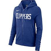 Nike Women's Los Angeles Clippers Full-Zip Hoodie