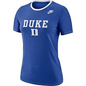 Nike Women's Duke Blue Devils Duke Blue Dry Crew Neck T-Shirt
