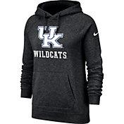 Nike Women's Kentucky Wildcats Rally Pullover Black Hoodie