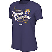 Nike Women's 2019 National Champions LSU Tigers Celebration T-Shirt