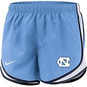 Nike Women's North Carolina Tar Heels Carolina Blue Dri-FIT Tempo Shorts