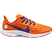 Nike Women's Clemson Air Zoom Pegasus 36 Running Shoes