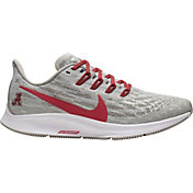 Nike Women's Alabama Crimson Tide Air Zoom Pegasus 36 Running Shoes