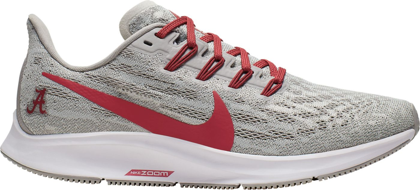 Nike Women's Alabama Crimson Tide Air Zoom Pegasus 36 Running Shoes