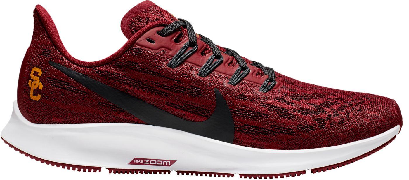 Nike Women's USC Air Zoom Pegasus 36 Running Shoes