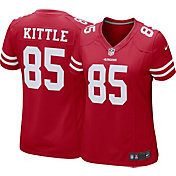 Nike Women's Home Game Jersey San Francisco 49ers George Kittle #85