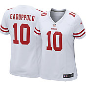 Nike Women's Away Game Jersey San Francisco 49ers Jimmy Garoppolo #10