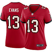 Nike Women's Tampa Bay Buccaneers Mike Evans #13 Home Red Game Jersey