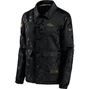 Nike Women's Salute to Service Denver Broncos Black Jacket