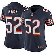 Nike Women's Home Limited Jersey Chicago Bears Khalil Mack #52