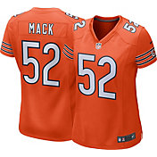 Nike Women's Alternate Game Jersey Chicago Bears Khalil Mack #52