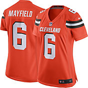 Nike Women's Alternate Game Jersey Cleveland Browns Baker Mayfield #6