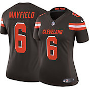 Nike Women's Home Limited Jersey Cleveland Browns Baker Mayfield #6