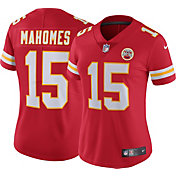 Nike Women's Home Limited Jersey Kansas City Chiefs Patrick Mahomes #15