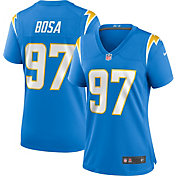 Nike Women's Los Angeles Chargers Joey Bosa #97 Home Game Jersey