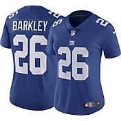 Nike Women's Home Limited Jersey New York Giants Saquon Barkley #26