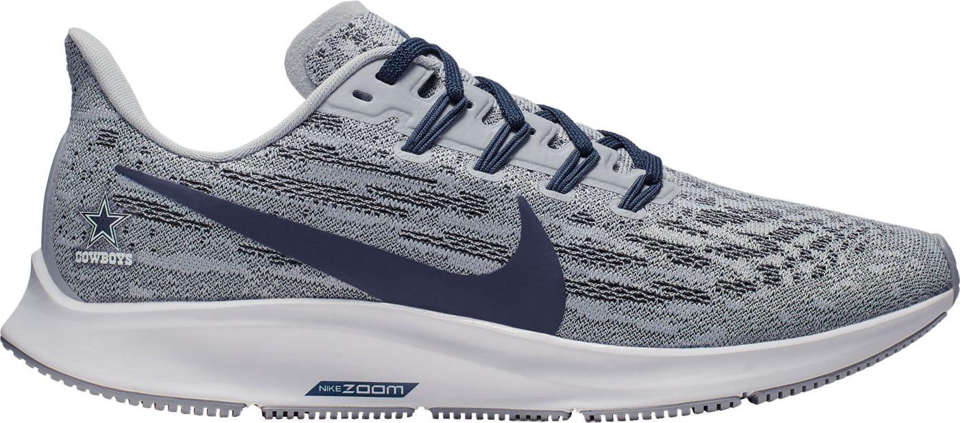 Nike Women's Dallas Cowboys Air Zoom Pegasus 36 Running Shoes