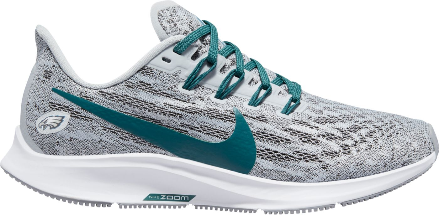 Nike Women's Philadelphia Eagles Air Zoom Pegasus 36 Running Shoes