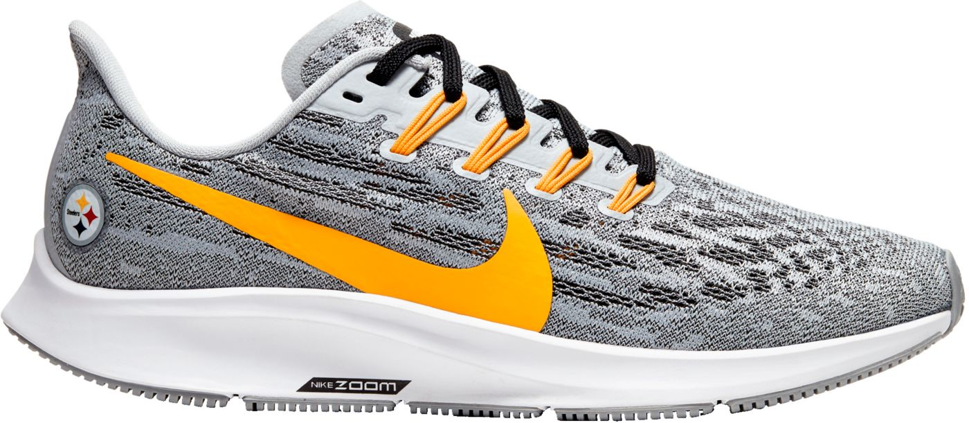 Nike Women's Pittsburgh Steelers Air Zoom Pegasus 36 Running Shoes