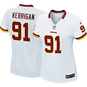 Nike Women's Away Game Jersey Washington Redskins Ryan Kerrigan #91