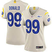 Nike Women's Los Angeles Rams Aaron Donald #99 Away Game Jersey