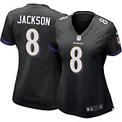 Nike Women's Alternate Game Jersey Baltimore Ravens Lamar Jackson #8