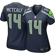 Nike Women's Home Game Jersey Seattle Seahawks D.K. Metcalf #14