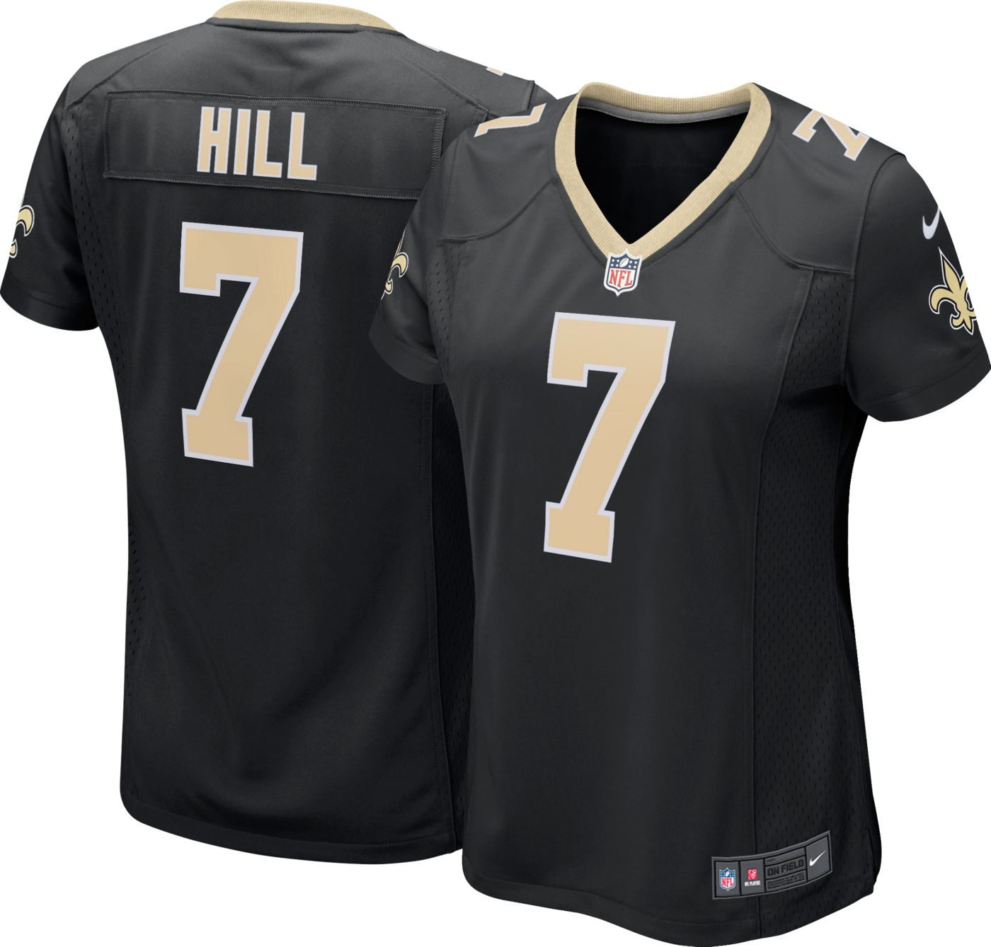 Nike Women's Home Game Jersey New Orleans Saints Taysom Hill #7