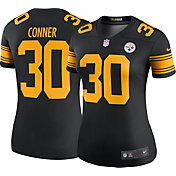 Nike Women's Color Rush Legend Jersey Pittsburgh Steelers James Conner #30