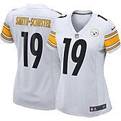 Nike Women's Pittsburgh Steelers JuJu Smith-Schuster #19 White Game Jersey