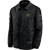 Nike Women's Salute to Service Pittsburgh Steelers Black Jacket