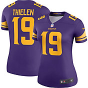 Nike Women's Color Rush Legend Jersey Minnesota Vikings Adam Thielen #19