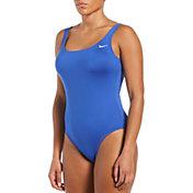 Nike Women's Essential U-Back One Piece Swimsuit
