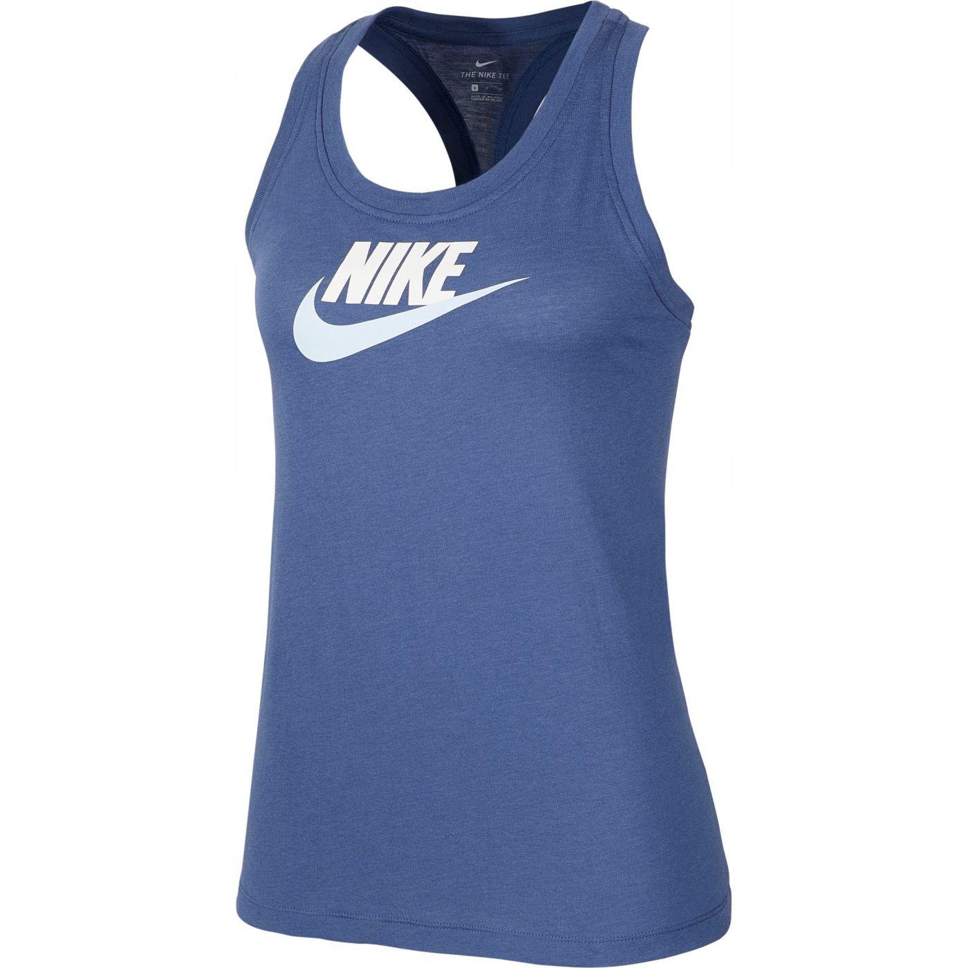 Nike  Women's NSW Prep Futura Tank Top