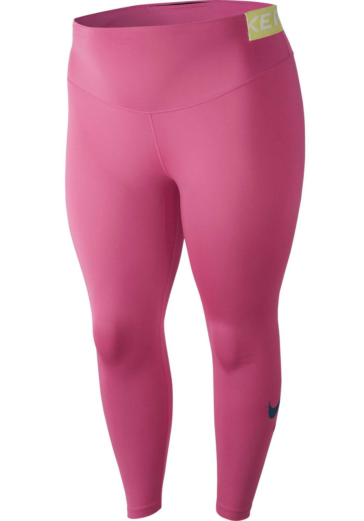 Nike One Women's Plus Size Just Do It Tights