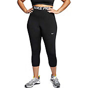 Nike Women's Plus Size Pro Crop Tights