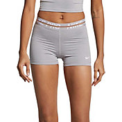 "Women's Nike Pro Heatherized 3"" Shorts"