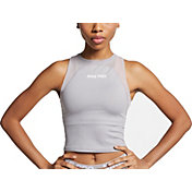 Women's Nike Pro Heatherized Tank
