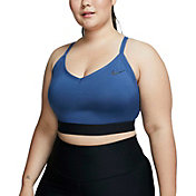 Nike Women's Plus Size Classic Compression Indy Bra